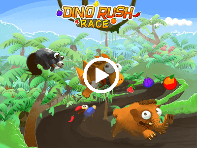 Dino Rush Race trailer