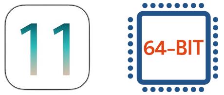 iOS 11 64-bit